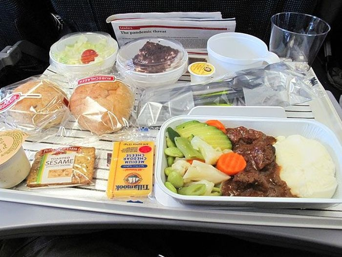 Royal-Brunei-food Royal Brunei Airlines: Our Family's Experience