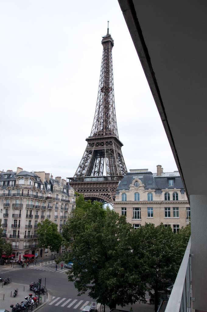 Visiting Eiffel Tower With Kids