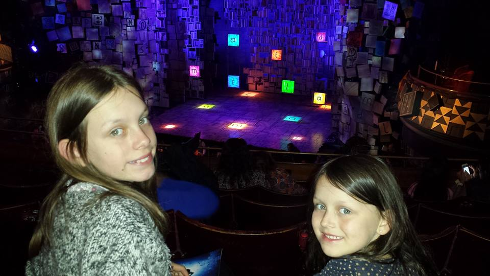 Leah-Olivia-Matilda Top Things To Do With Kids In London