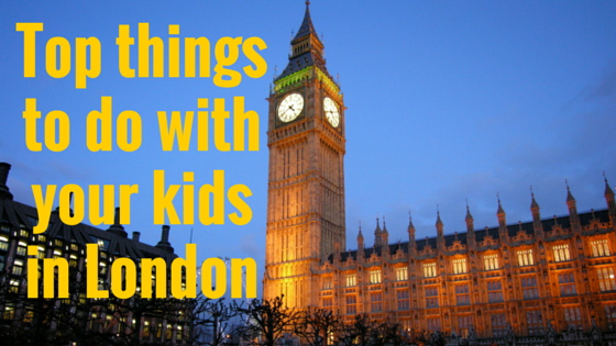 Top things to do with kids in london mamma loves travel for Fun things to do in manhattan