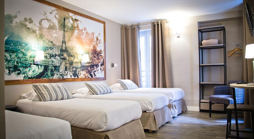 Hotel-Excelsior-Latin-Quarter Best Hotels In Latin Quarter Paris 2017