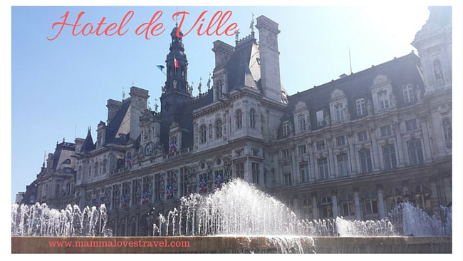 Hotel-de-Ville-1 Where To Stay In Paris: Arrondissement Guide