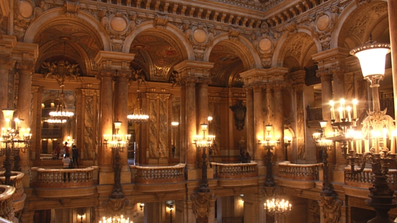 Palais Garnier Foyer