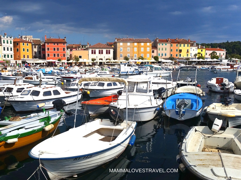 Things to do in Rovinj with kids