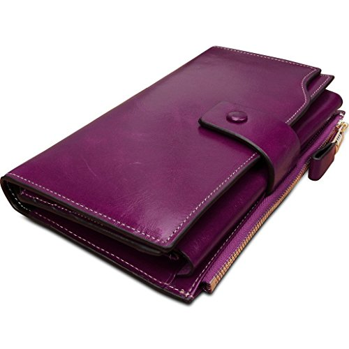 41qgBuvkYdL Travel Wallets: A Guide To Choosing The Best