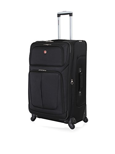 31YQVU4BRKL Swissgear Luggage Review