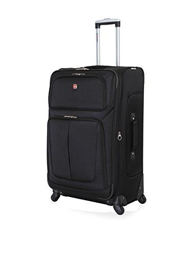 31YQVU4BRKL Swissgear Luggage Review