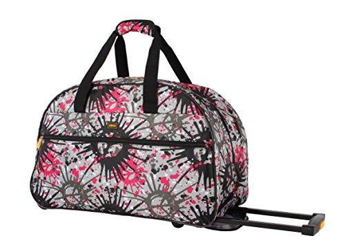 519mBj7eZL Lucas Luggage Reviews 2017