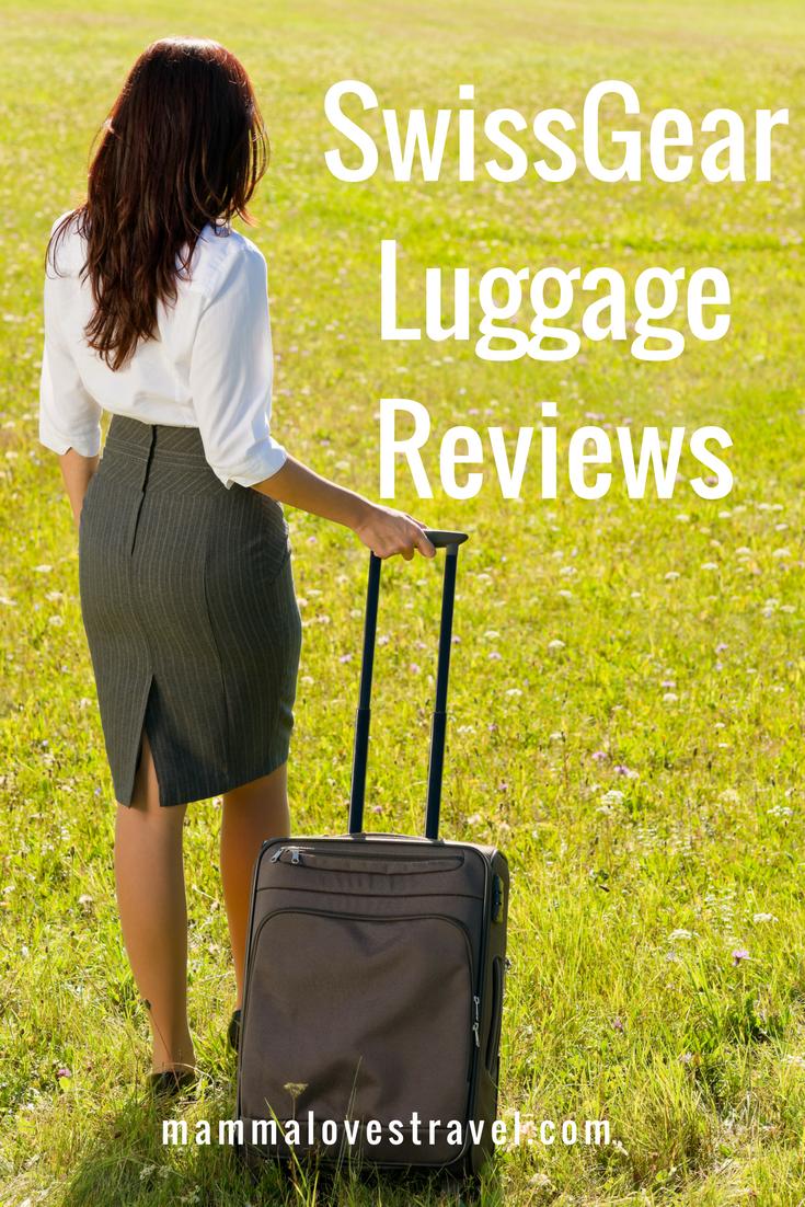 swissgear luggage reviews