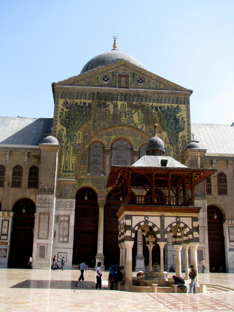 Umayyad-Mosque1-768x1024 Amazing Places Of Worship From Around The World