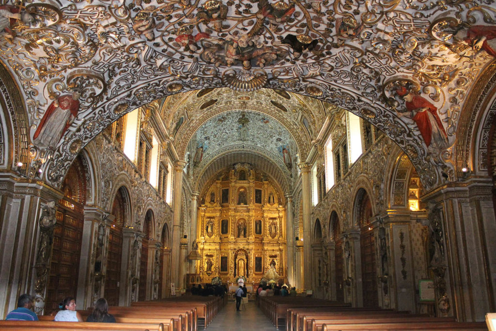 oaxaca-santo-domingo-Copy-1-1024x683 Amazing Places Of Worship From Around The World