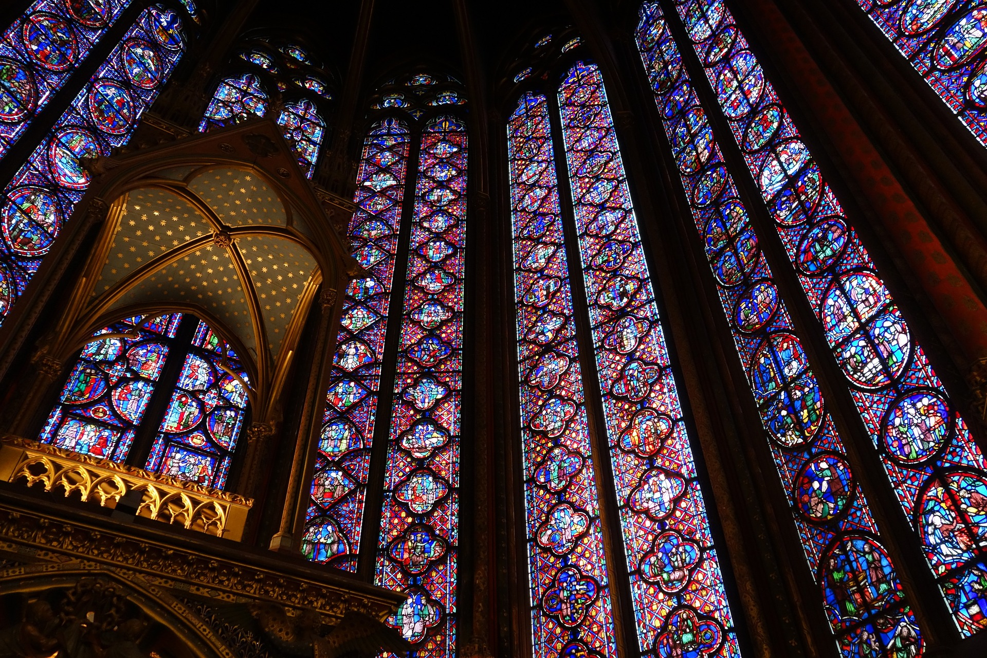 sainte-chapelle-972313_1920 Best Things To Do In Paris
