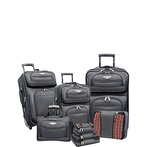 51WMltW98L Top Rated Luggage Sets- best luggage sets 2019