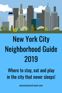 New York Neighborhood Guide